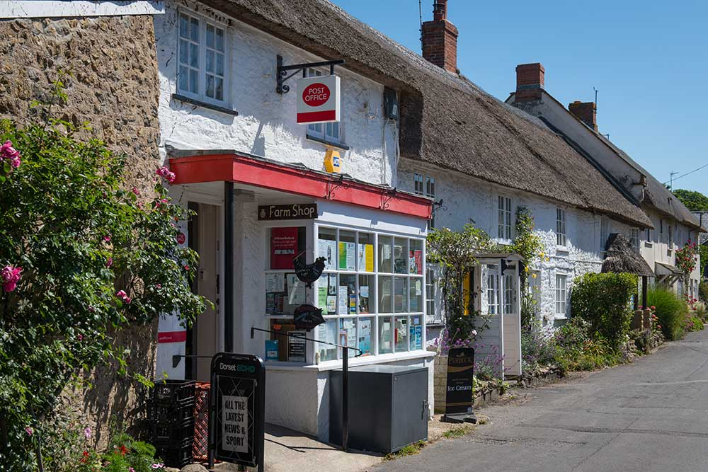 Burton Bradstock Post Office