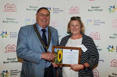 Burton Bradstock won Dorset Best Village Award 2018