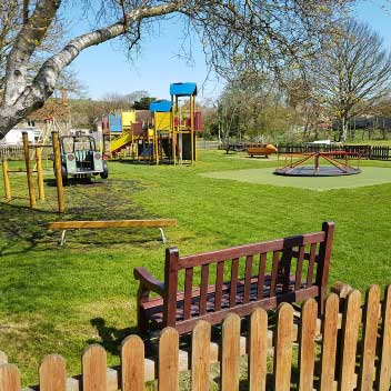 Burton Bradstock Play Area