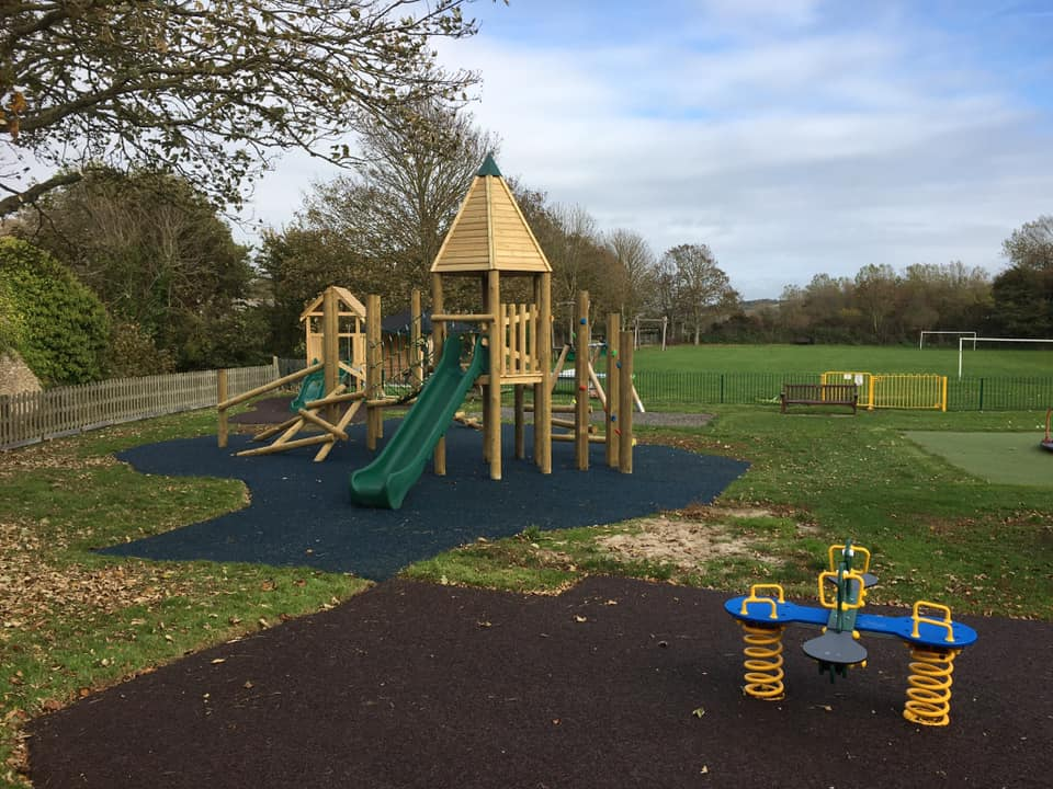 New Play Area Tower