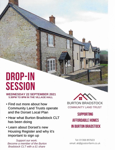 Community Land Trust Drop In Session